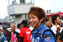 #38 Zent Cerumo SC430: Kohei Hirate