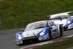 #24 Advan Kondo GT-R: Hironobu Yasuda, Bjorn Wirdheim