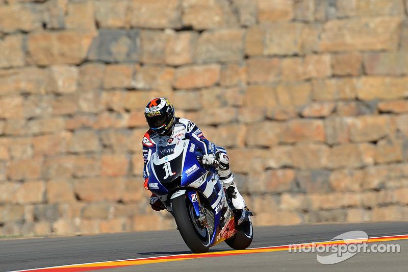 Jorge Lorenzo, Yamaha Factory Racing, GP de Aragón 2011