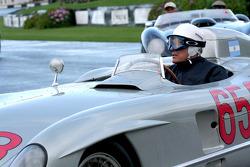 Fangio Homenaje: Stirling Moss