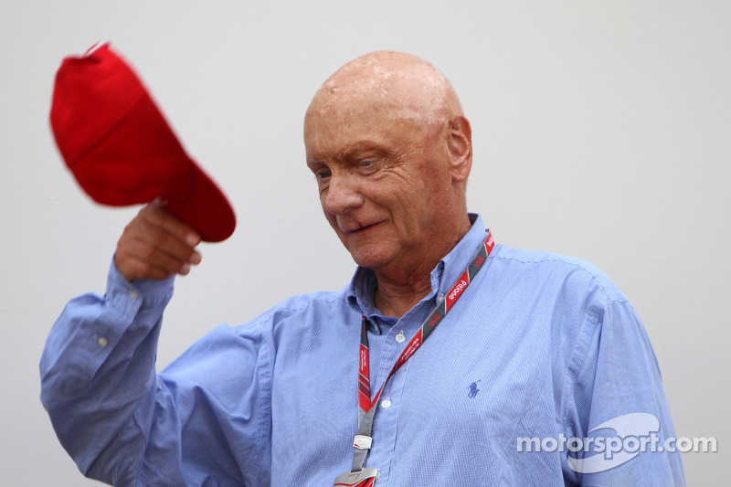Niki Lauda, Former Formula One world champion
