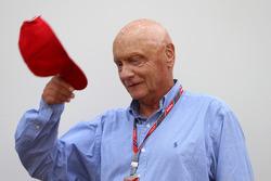 Niki Lauda, Former Formula One world champion