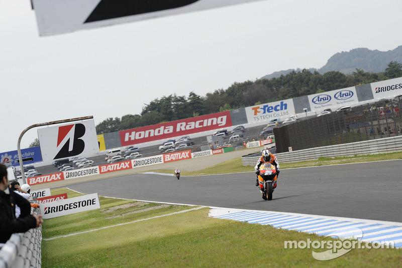 2011 : Dani Pedrosa (Repsol Honda Team)