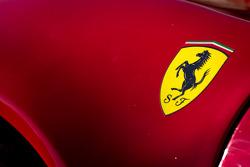 #62 CRS Racing Ferrari F430 detail
