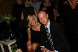 Jan and Christina Magnussen