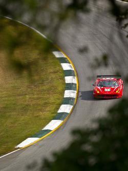 #58 Luxury Racing Ferrari F458 Italia: Ralph Firman, François Jakubowski, David Halliday