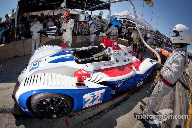 #22 United Autosports Oak Pescarolo Judd: Zak Brown, Stefan Johansson, Mark Patterson