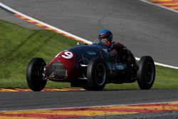 #19 Paul Grant, Cooper-Bristol Mk II 3/53
