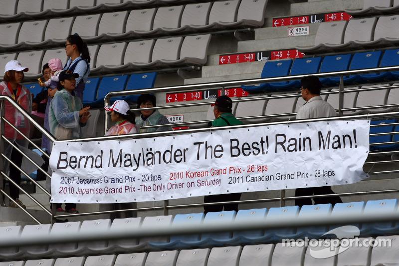 Bernd Maylander fan club