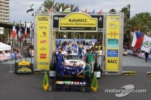 Patrick Flodin and Goran Bergsten, Mini John Cooper Works WRC