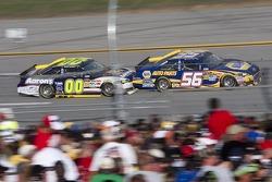 Martin Truex Jr., Michael Waltrip Racing, David Reutimann, Michael Waltrip Racing