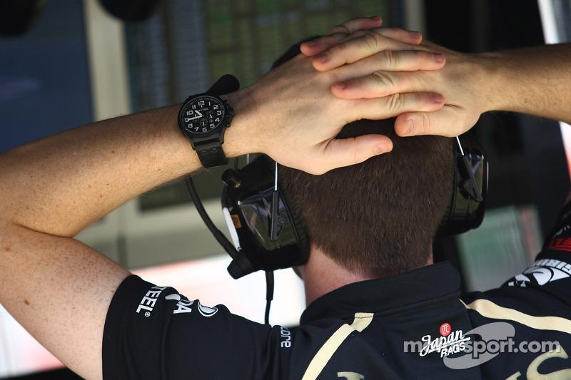 Lotus Renault GP