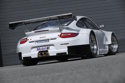 2012 Porsche 911 GT3 RSR unveiling