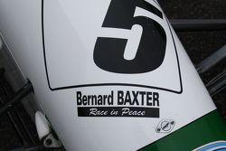 John Ferguson joins many others in remembering Bernard Baxter