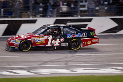Race winner Tony Stewart, Stewart-Haas Racing Chevrolet