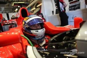 Robert Wickens, Marussia Virgin Racing
