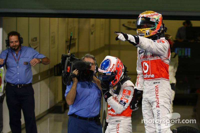 17- Gran Premio de Abu Dhabi 2011, McLaren