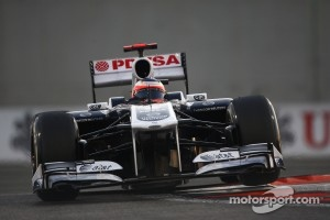 Barrichello started from 23rd place, and finished in 12th position