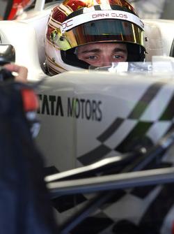 Dani Clos, HRT Racing Team