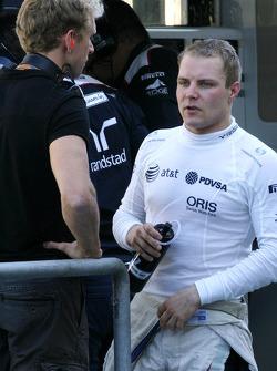 Валттері Боттас, Williams FW33 Cosworth