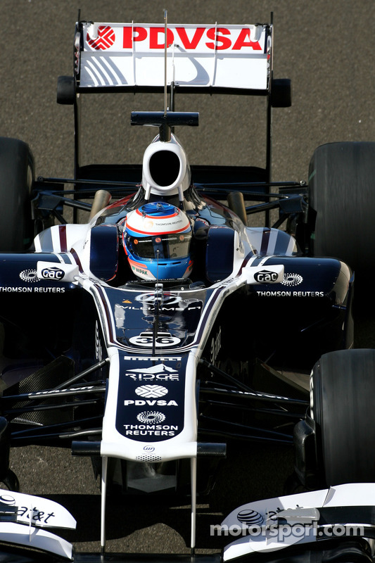 Валттері Боттас, Williams FW33 Cosworth