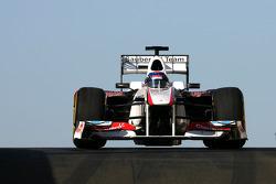 Fabio Leimer, Sauber F1 Team