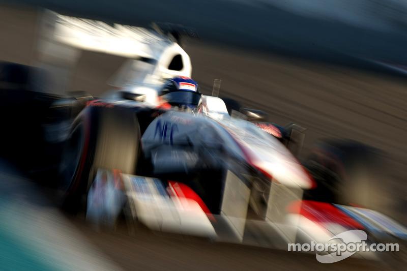 Fabio Leimer, Sauber F1 Team F1 Team