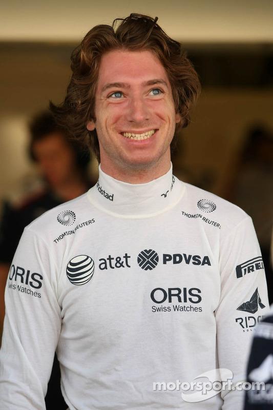 Mirko Bortolotti, Williams F1 Team