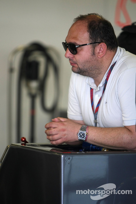 Colin Kolles, Hispania Racing Team, Team Principal