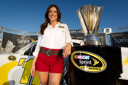 NASCAR Championship Drive in South Beach: Miss Sprint Cup Monica Palumbo