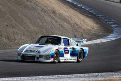 Carlos de Quesada runs the 1980 Dick Barbour Racing 935K 12 Hour of Sebring winner
