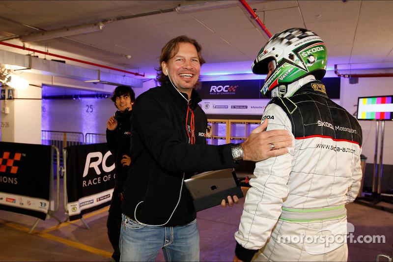 Juho Hanninen and Fredrik Johnsson, ROC organiser
