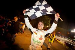 Race winnaar Jan Heylen