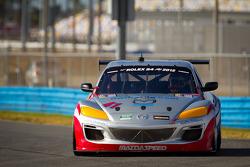 #41 Dempsey Racing Mazda RX-8: Joe Foster, Don Kitch Jr., Dan Rogers