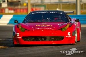 Risi Competizione Ferrari 458