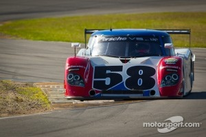 #58 Action Express Racing Porsche Riley: David Donohue, Darren Law, Felipe Nasr
