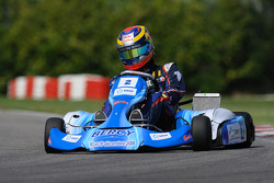 Jean-Eric Vergne tests the electric Sodikart
