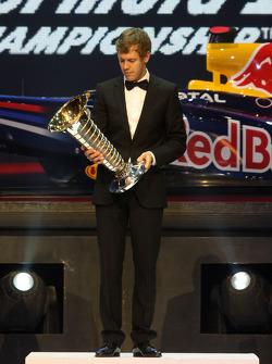 Чемпион Формулы 1 - Себастьян Феттель