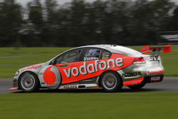 Casey Stoner tests a V8 Supercar