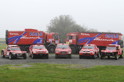 Team Dessoude Dakar Presentation