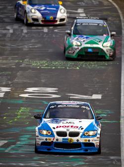#100 Pole Promotion BMW M3 GT4: Dennis Rostek, Andreas Simonsen, Stefan Landmann, Duncan Huismann
