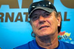 50+Predator/Alegra persconferentie: Brian Johnson