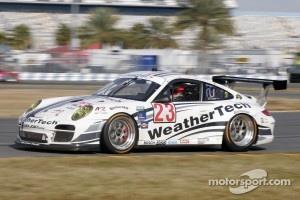 #23 Alex Job Racing Porsche GT3