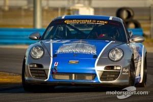 #83 BGB Motorsports Porsche 997: David Empringham, John Farano
