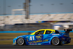 #41 Dempsey Racing Mazda RX-8: Don Kitch Jr., Charles Putman, Dan Rogers