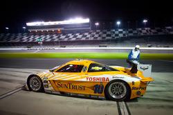 #10 SunTrust Racing Chevrolet Corvette DP: Max Angelelli, Ricky Taylor, Ryan Briscoe