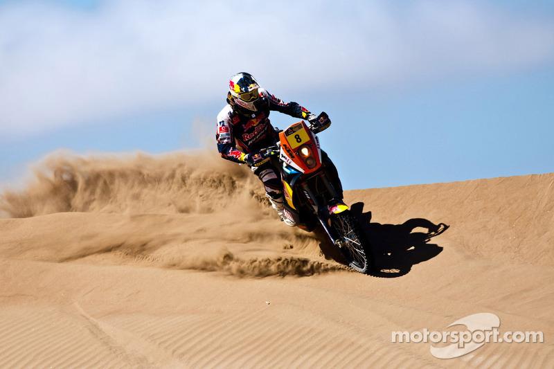 #8 KTM: Ruben Faria