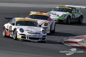 #41 Carworld Motorsport Porsche 997 GT3 Cup: Steve Matthyssen, Philippe Richard, Roger Grouwels, Robert Nearn