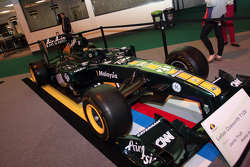 Team Lotus F1 Car