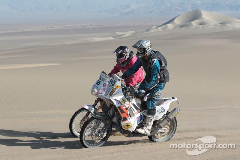 #145 KTM: Dean Nuttall